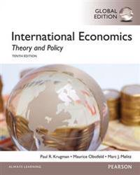 International Economics: Theory and Policy with Myeconlab