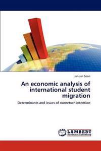 An Economic Analysis of International Student Migration