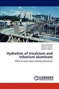 Hydration of Tricalcium and Tribarium Aluminate