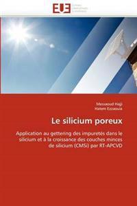 Le Silicium Poreux