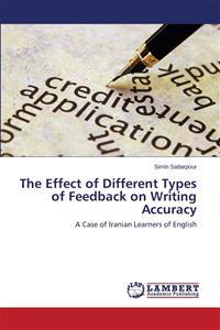 The Effect of Different Types of Feedback on Writing Accuracy