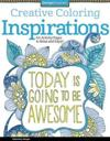 Inspirations Adult Coloring Book