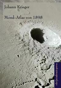 Mond-Atlas Von 1898