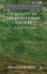 Equality in International Society