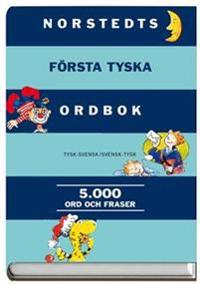 Norstedts första tyska ordbok   tysk-svensk  svensk-tysk  5000 ord och fraser -  - böcker (9789172274990)     Bokhandel