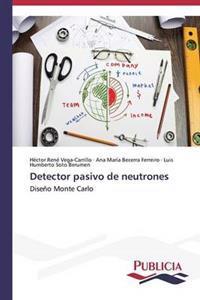 Detector Pasivo de Neutrones