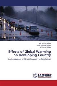 Effects of Global Warming on Developing Country