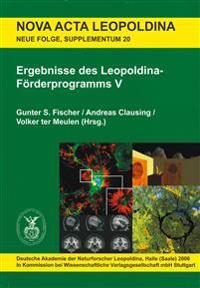 Ergebnisse des Leopoldina-Förderprogramms V