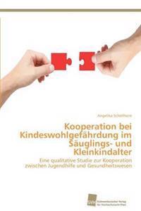 Kooperation Bei Kindeswohlgefahrdung Im Sauglings- Und Kleinkindalter