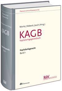 Frankfurter Kommentar zum Kapitalanlagerecht, Band 1 in 2 Teilbänden