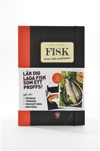 Fisk : direkt från proffsköket, chef de partie