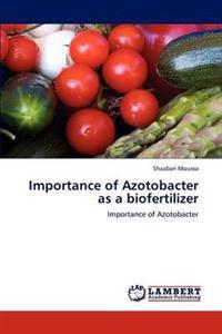 Importance of Azotobacter as a Biofertilizer