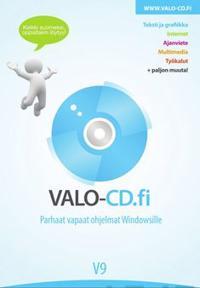 VALO-CD - Parhaat vapaat ohjelmat Windowsille
