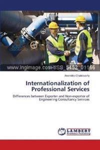 Internationalization of Professional Services