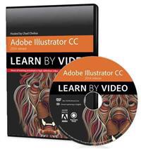 Adobe Illustrator CC Learn by Video 2014