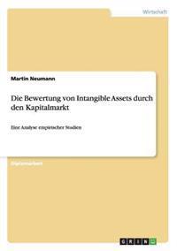 Die Bewertung Von Intangible Assets Durch Den Kapitalmarkt