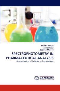 Spectrophotometry in Pharmaceutical Analysis