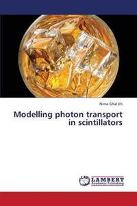 Modelling Photon Transport in Scintillators