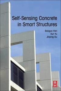 Self-Sensing Concrete in Smart Structures