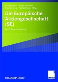 Die Europäische Aktiengesellschaft Se