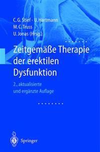 Zeitgemasse Therapie Der Erektilen Dysfunktion