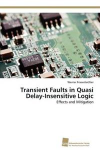 Transient Faults in Quasi Delay-Insensitive Logic