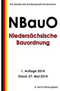 Niedersachsische Bauordnung (Nbauo) Vom 03. April 2012