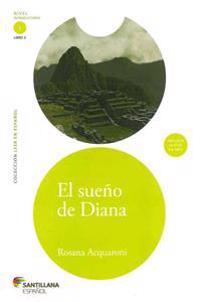 El Sueno de Diana [With CD (Audio)]