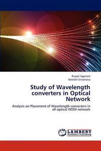 Study of Wavelength Converters in Optical Network