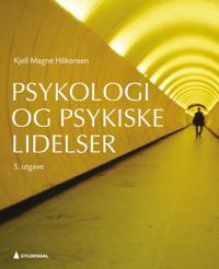 Psykologi og psykiske lidelser