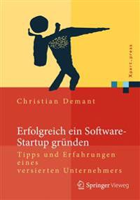 Erfolgreich Ein Software-Startup Gr nden