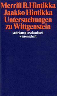 Untersuchungen zu Wittgenstein