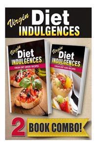 Virgin Diet Greek Recipes and Virgin Diet Kids Recipes: 2 Book Combo