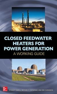 Closed Feedwater Heaters for Power Generation