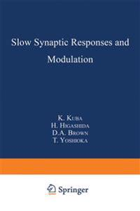 Slow Synaptic Responses and Modulation