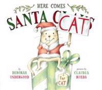 Here Comes Santa Cat