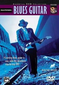 Complete Blues Guitar Method: Mastering Blues Guitar, DVD