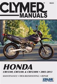 Honda CRf250F, L & M Clymer