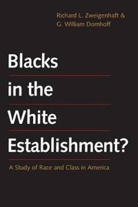 Blacks in the White Establishment?