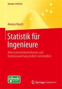 Statistik Fur Ingenieure
