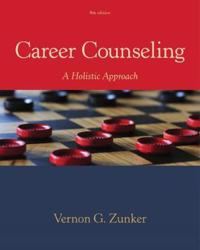 Career Counseling: A Holistic Approach