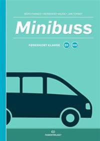 Minibuss; førerkortboka klasse D1 og D1E