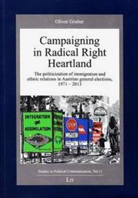 Campaigning in Radical Right Heartland: The Politicization of Immigration and Ethnic Relations in Austrian General Elections, 1971-2013