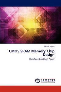 CMOS Sram Memory Chip Design