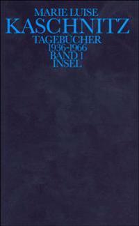 Tagebücher aus den Jahren 1936 - 1966