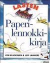 Lasten paperilennokkikirja