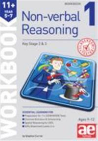 11+ non-verbal reasoning year 5-7 workbook 1 - including multiple choice te
