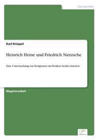 Heinrich Heine Und Friedrich Nietzsche