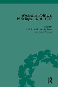 Women's Political Writings, 1610-1725
