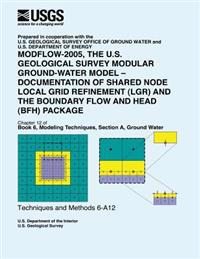 Modflow-2005, the U.S. Geological Survey Modular Ground-Water Model-Documentation of Shared Node Local Grid Refinement (Lgr) and the Boundary Flow and